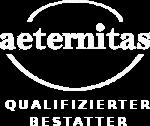 aeternitas Qualifizierter Bestatter