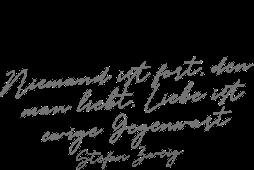 Stefan Zweig Trauerspruch