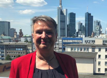 Frau Renate Michel