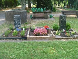 Urnenwahlgrabstätte